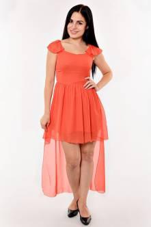 Платье M-1234(красный)