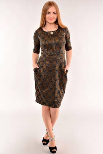 Платье И0893