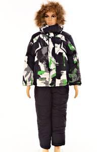Куртка, брюки и жилетка Л7640