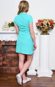 Платье короткое классическое облегающее Р7655
