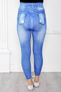 Лосины джинсовые Т0380