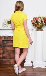 Платье короткое классическое облегающее Р7656