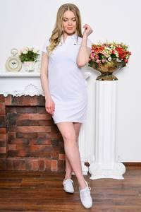 Платье короткое классическое облегающее Р7657