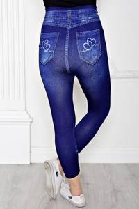 Лосины джинсовые Т0381