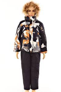 Куртка, брюки и жилетка Л7641