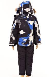 Куртка, брюки и жилетка Л7642