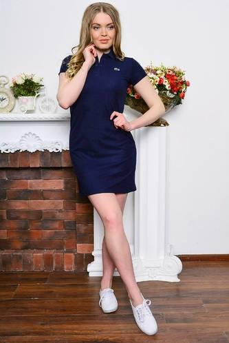 Платье короткое классическое облегающее Р7659