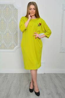 Платье Р0670
