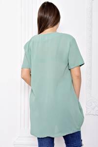 Блуза офисная вечерняя С9127