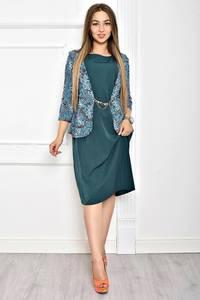 Платье длинное вечернее нарядное Т2058