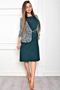 Платье длинное вечернее нарядное Т2059