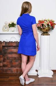 Платье короткое классическое облегающее Р7662