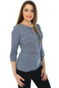 Блуза офисная праздничная Н4758
