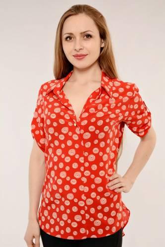 Блуза И7163