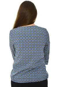 Блуза офисная нарядная Н4759