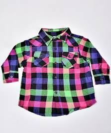 Рубашка 13011(разноцвет.)