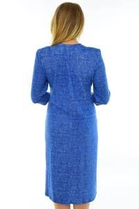 Платье длинное зимнее нарядное М5620