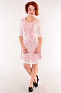 Платье короткое классическое нарядное Е7933