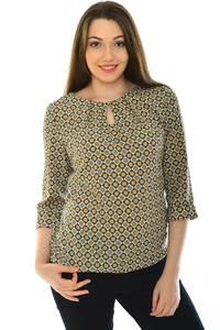 Блуза офисная нарядная Н4760