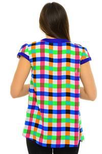 Блуза летняя нарядная М8402