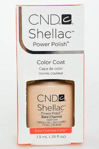 CND Shellac Bare Chemise Н2696