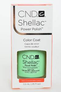 CND Shellac Mint Convertible Н2697