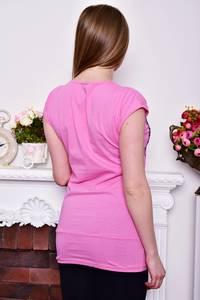 Футболка розовая нарядная Р8310