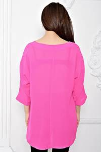 Блуза офисная летняя Т0403