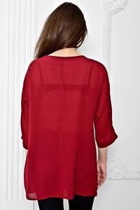 Блуза офисная летняя Т0404