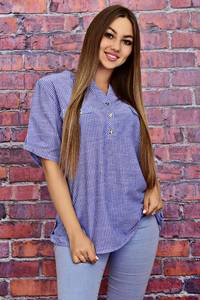 Блуза нарядная офисная Т4259