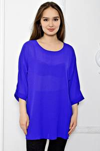 Блуза офисная летняя Т0407
