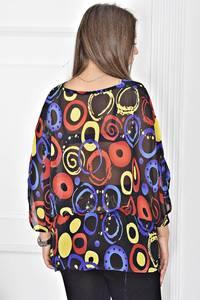 Блуза нарядная летняя Т6747