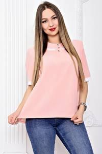 Блуза офисная нарядная С9158