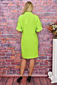 Платье короткое летнее повседневное Т5897