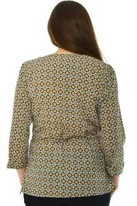 Блуза офисная нарядная Н4765