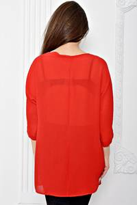 Блуза вечерняя летняя Т0408