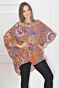 Блуза нарядная летняя Т6749