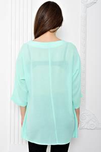 Блуза вечерняя летняя Т0409
