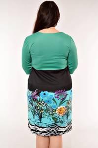 Платье короткое повседневное нарядное Е7945