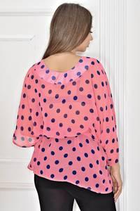 Блуза нарядная летняя Т6750