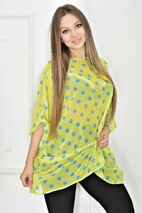Блуза нарядная летняя Т6751