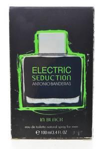 Туалетная вода Antonio Banderas Electric Seduction In Black М7454