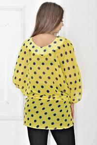 Блуза нарядная летняя Т6752