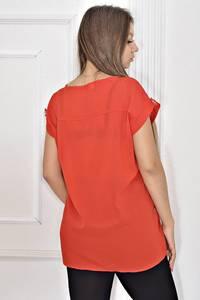 Блуза нарядная летняя Т6755