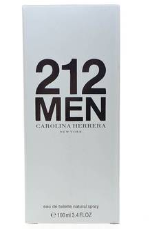 Туалетная вода Carolina Herrera 212 Men М7444