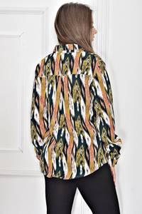 Рубашка с длинным рукавом Т6757