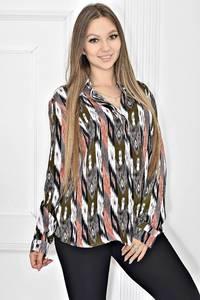Рубашка с длинным рукавом Т6759