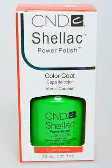 CND Shellac Lash Tropics Н2700