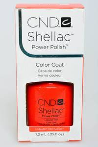 CND Shellac Lobster Roll Н2701