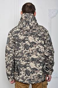 Камуфляжная куртка Р1656